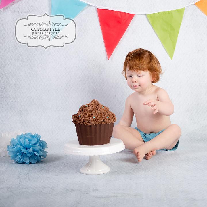 Cake Smash Kinderfotografie Gundelfingen