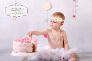 Cake Smash Shooting Nördlingen
