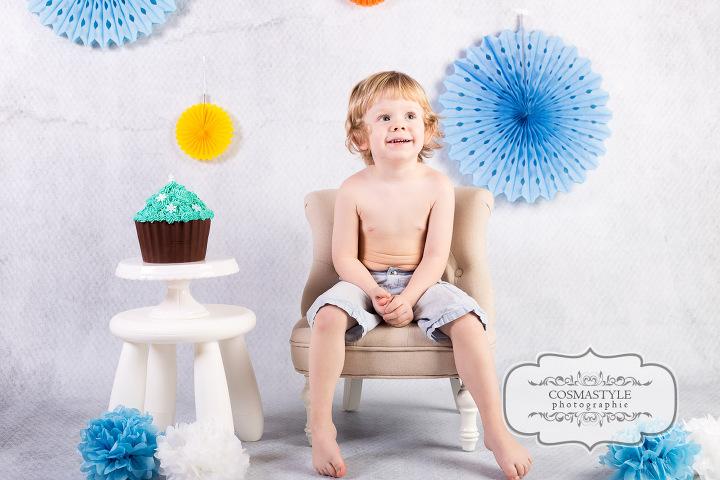 Cake Smash Shooting Kinderfotografie Gundelfingen