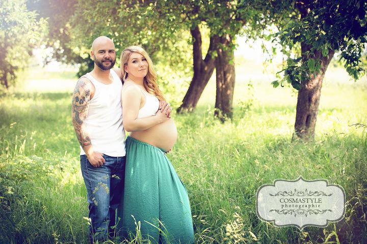 Schwangerschaftsfotografie Ulm