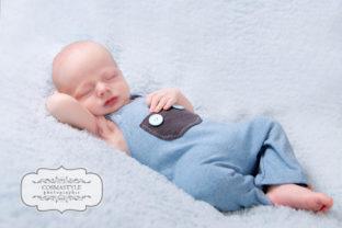 neugeborenes baby bachhagel